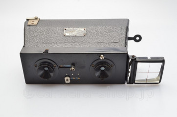TOKIOSCOOPE Made by T.G.WORKS. one of few Japanese vintage stereo camera