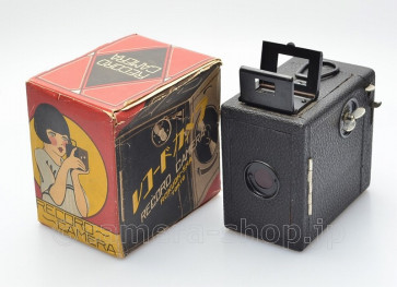 rare vintage Rokuoh-sha RECORD CAMERA with rare BOX