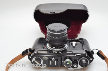 Nikon S3 Black Paint Nikkor-S 1,4/50 Olympic outfit