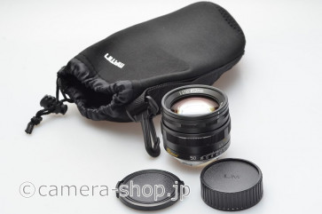 Brand New DJ-OPTICAL 1.1/50 black for Leica M