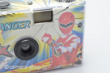 ABARANGER compact 135mm plastic toy camera