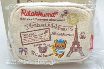 35mm camera Bonjour Comment allez Vous RILAKKUMA TOY Pinhole camera Limited edition by 2010