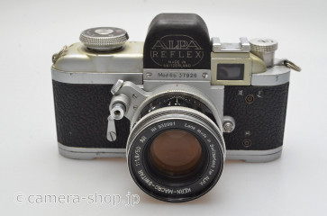 ALPA REFLEX Mod.6b with Kern-Macro-Switar 1.8/50