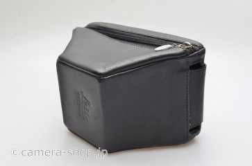 Leica black soft leather camera case for Leica M5