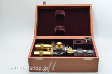 Leitz Binocular Microscope Eyepiece made by Brass