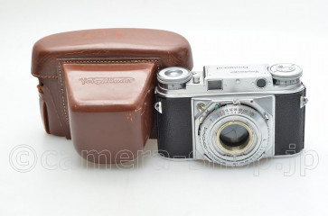 Voigtlander Prominent I SYNCHRO-COMPUR body only case