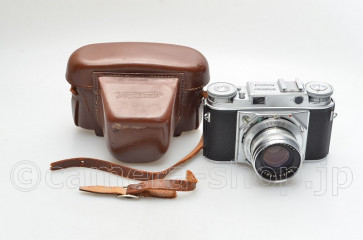 Voigtlander Prominent I SYNCHRO-COMPUR Ulttron 2/50 case