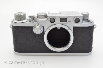 Leica IIIf body Red Dial ca1953