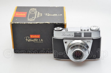 KODAK RETINETTE 1A REOMAR 2.8/45 PRONTO MADE IN GERMANY BOX