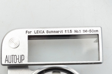 PLEASANT Auto-Up SUPER NOOKY 1M-50cm for LEICA SUMMARIT made in Japan