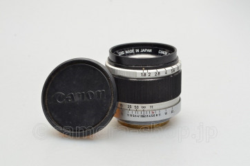 M39 CANON LENS 50mm f:1.8 for CANON Screw