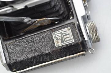 Super Rare Japanese 6x6 POPPY SIX II Erinar Anastigmat 3.5/75 NKS