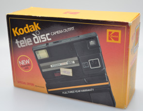 Kodak tele disc camera outfit