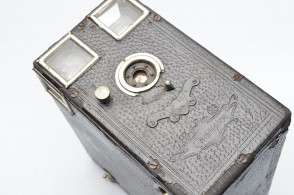 Champion Drop-plate Box Camera 1904 by Konishi Honten Super rare 5stars