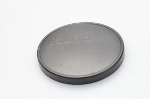 PETRI lens front cap black