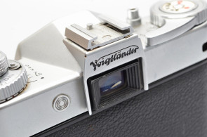 Voigtlander accessory shoe for BESSAMATIC