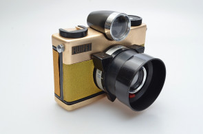 RARE FUJI FUJIPET Gold Yellow version