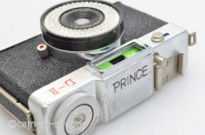 PRINCE D-II bolta sized toy camera