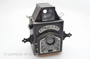 ca1948 ALTISSA (D) metal box camera ALTISSAR PERISKOP F8