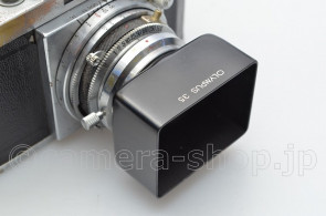 square lens hood for 1st version OLYMPUS 35
