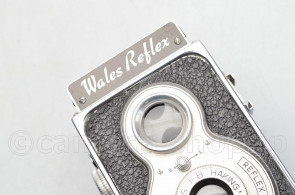 Haking Wals Reflex TLR with meniscus F8 ca1960 120 6x6 made in HongKong