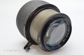 Carl Zeiss Jena Tessar 3.5/210 convert to 85mm screw
