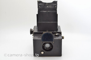 ca1929 Houghton ENSIGN FOCAL PLANE ROLL FILM REFLEX 120roll 6x9cm AldisUno 4.5/4INCH