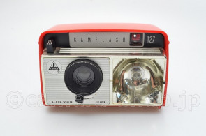 TOWER CAMFLASH 127 MADE IN U.S.A. in RED color