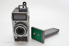 YASHICA SEQUELLE 2 YASHINON 1:2.8 f=2.8cm SEIKOSHA-L with rare GRIP