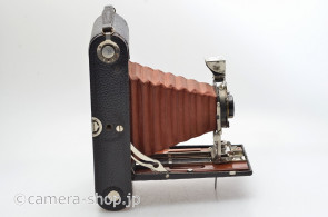 KODAK NO.3-A FOLDING POCKET KODAK MODEL B-4 B&L RAPID RECTINEAR