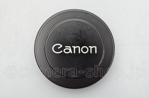 CANON Lens Cap 78mm Black Metal