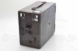 unknown wooden detective box camera follding-plate around 100 years old
