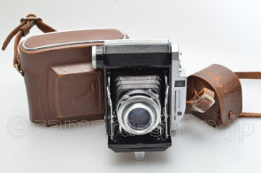 KONISHIROKU PHOTO INDUSTRY PEARL III Hexar 3.5/75