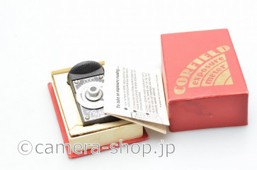 CORFIELD EXPOSURE METER BOX INSTRUCTIONS